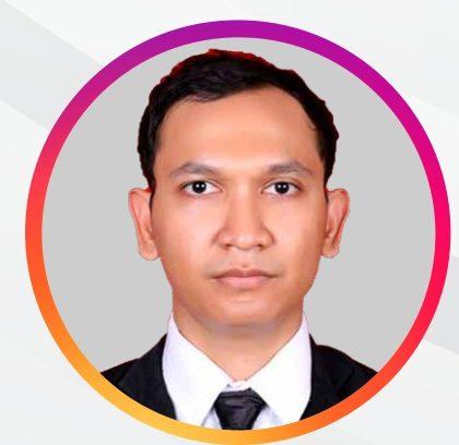 Irfan Pratama, S.Kom,. M.Eng . MCE